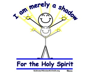 Shadow for the Holy Spirit