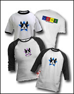 T-Shirts, Jackets and Hoodies