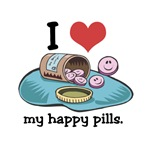 I Heart (Love) My Happy Pills