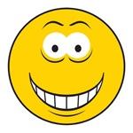 Big Grin Smiley Face