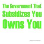 5/11: Gov't that Subsidizes, Owns