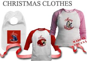 <b>CHRISTMAS CLOTHES</b>