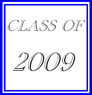 Class of 2009 t-shirts
