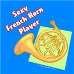 Sexy French Horn Player