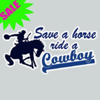 Funny cowboy tees
