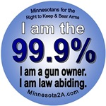 I am the 99.9% - MN