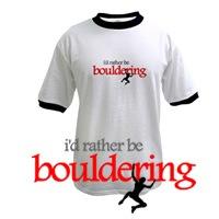 I'd Rather be Bouldering
