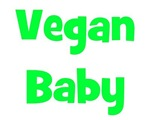 Vegan Baby - Multiple Colors