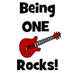 Being ONE Rocks! Guitar