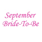 September Bride To Be