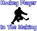 Hockey Player In The Making