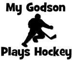 My Godson Plays Hockey