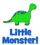 Little Monster - Dinosaur