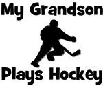 My Grandson Plays Hockey