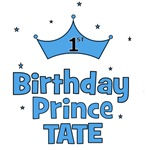 1st Birthday Prince Tate!