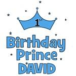 1st Birthday Prince David!