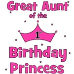 Great Aunt of the 1st Birthday Princess!