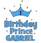 1st Birthday Prince Gabriel!