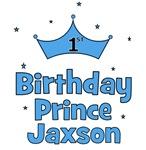 1st Birthday Prince Jaxson!