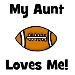 My Aunt Loves Me! Football