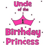 Uncle of the 1st Birthday Princess!