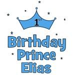 1st Birthday Prince Elias!