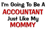 Accountant Mommy Profession