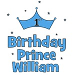 1st Birthday Prince WILLIAM!