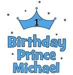 1st Birthday Prince MICHAEL!