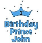 1st Birthday Prince JOHN!