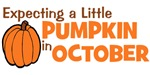 Expecting A Little Pumpkin in October