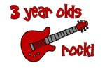 3 year olds Rock!