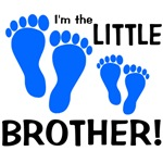 Little Brother Baby Footprints