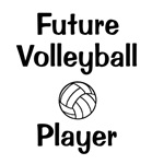 Future Volleyball Player