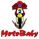 Biker Baby Moto Baby