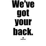 BJJ - We've got your back