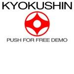 Kyokushin Karate - push for free demo