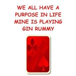 a funny gin joke on gifts and t-shirts.