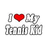 I Love My Tennis Kid