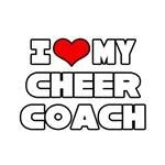 I Love My Cheer Coach