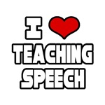 I Love Teaching Speech