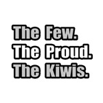 Few. Proud. Kiwis.