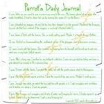 Parrot's Journal