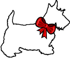 <h4>Holiday Scottie Section</h4>