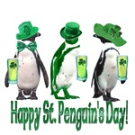 Happy St. Penguin's Day