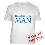 Blue Romans 12 Man