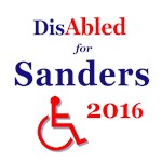 Disabled for Sanders