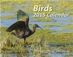 Birds 2015 Wall Calendar