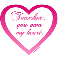 22. A Teacher Owns My Heart