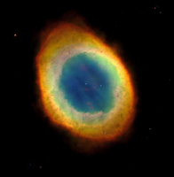 M57 the 'Ring' Nebula